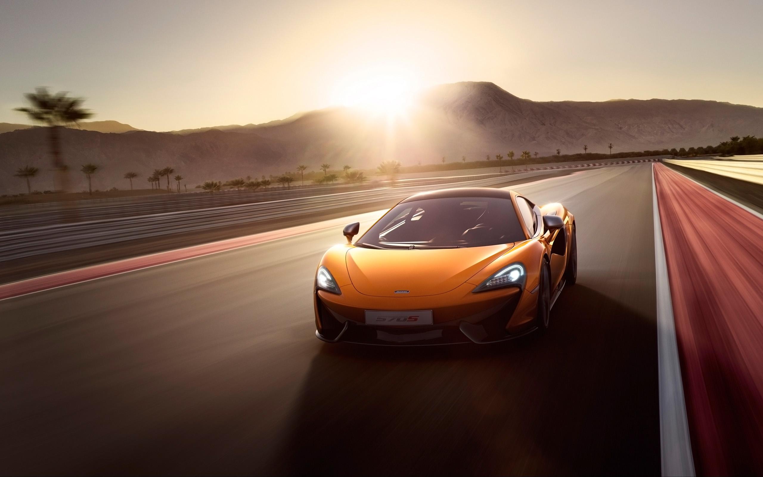 McLaren 570S HD Wallpaper Background Image 2560x1600 ID 2560x1600