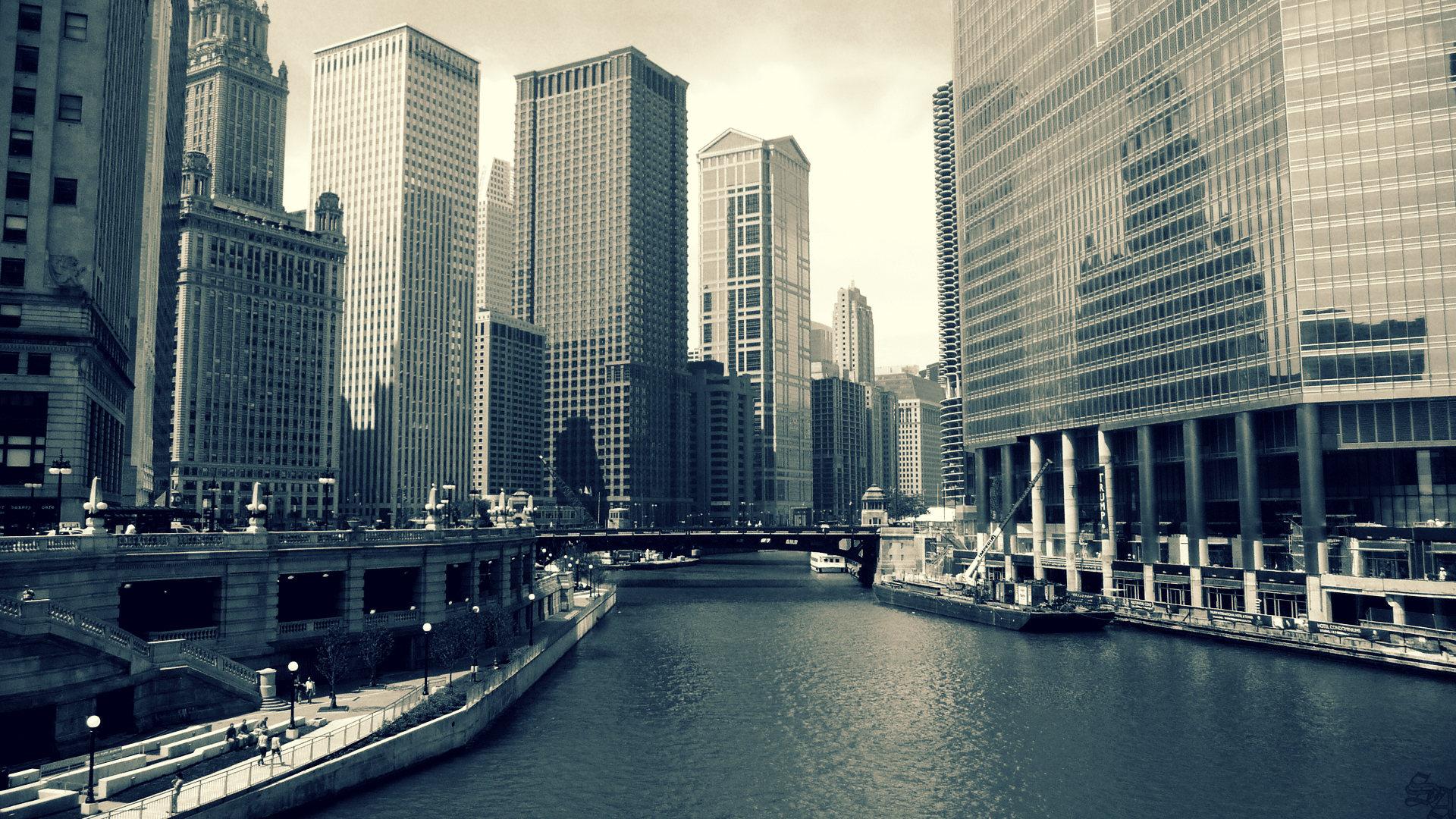 38 Wallpapers Of Chicago On Wallpapersafari
