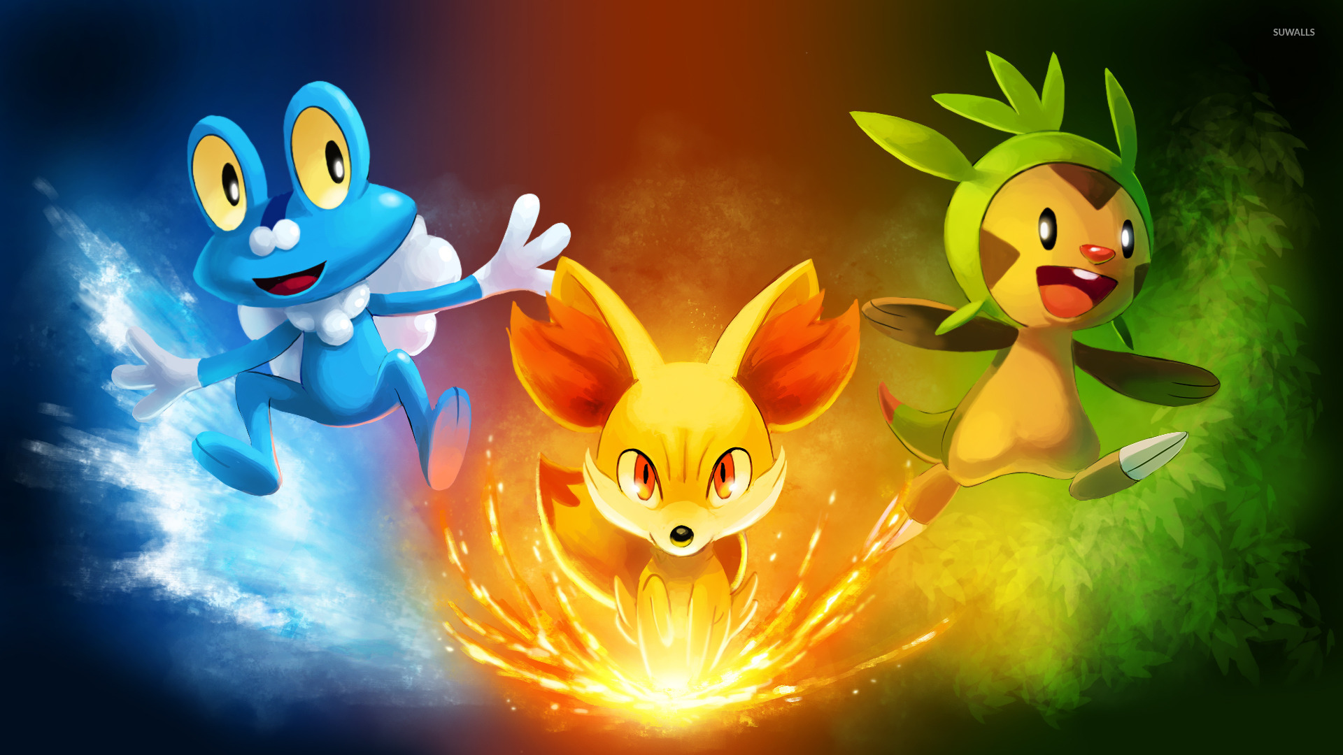 Pokemon X and Y wallpaper   Game wallpapers   21692 1920x1080