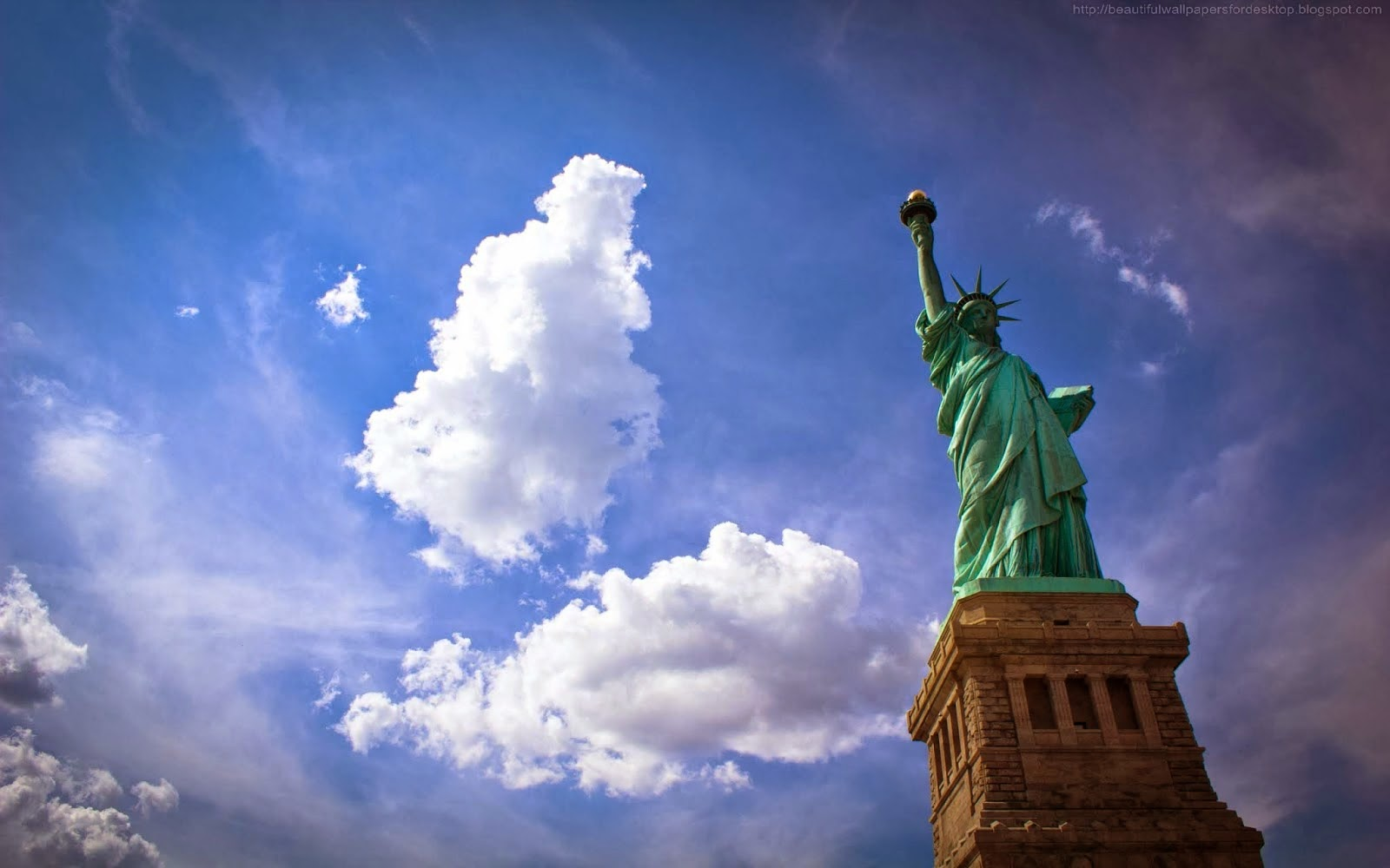 Beautiful Wallpapers Statue of Liberty Wallpapers HD 1600x1000