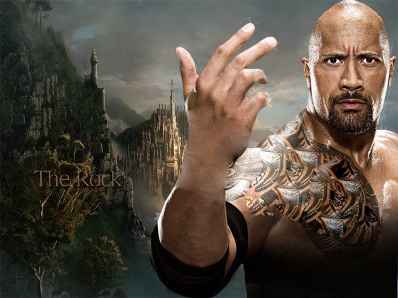 Images Of The Rock Wwe: The Rock Wallpaper HD 2015