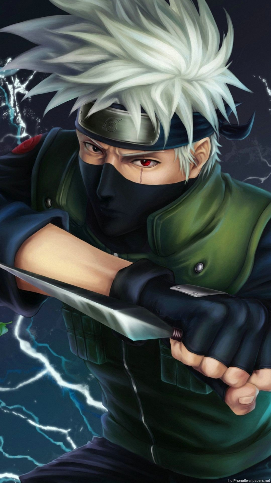 67 Kakashi Iphone Wallpapers on WallpaperPlay 1080x1920