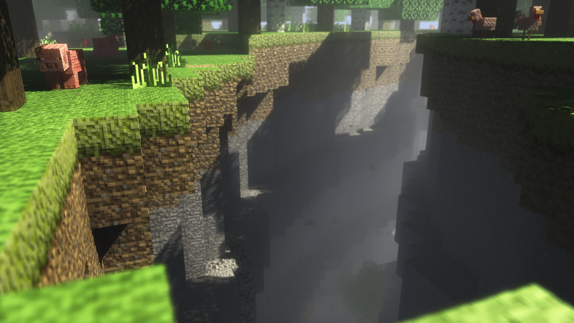 Minecraft Shaders Wallpapers 81 1920x1080