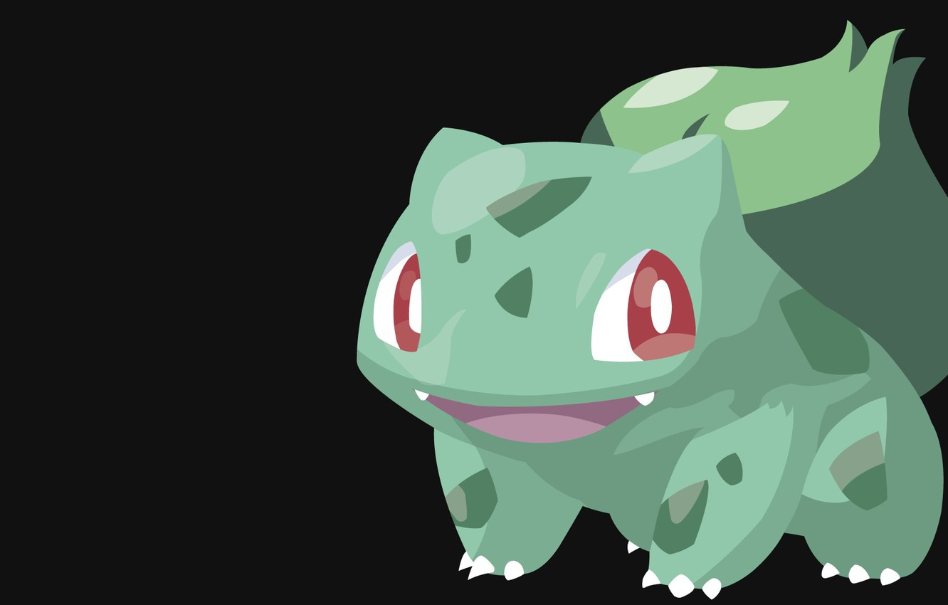 Wallpaper background pokemon Bulbasaur images for desktop 1332x850