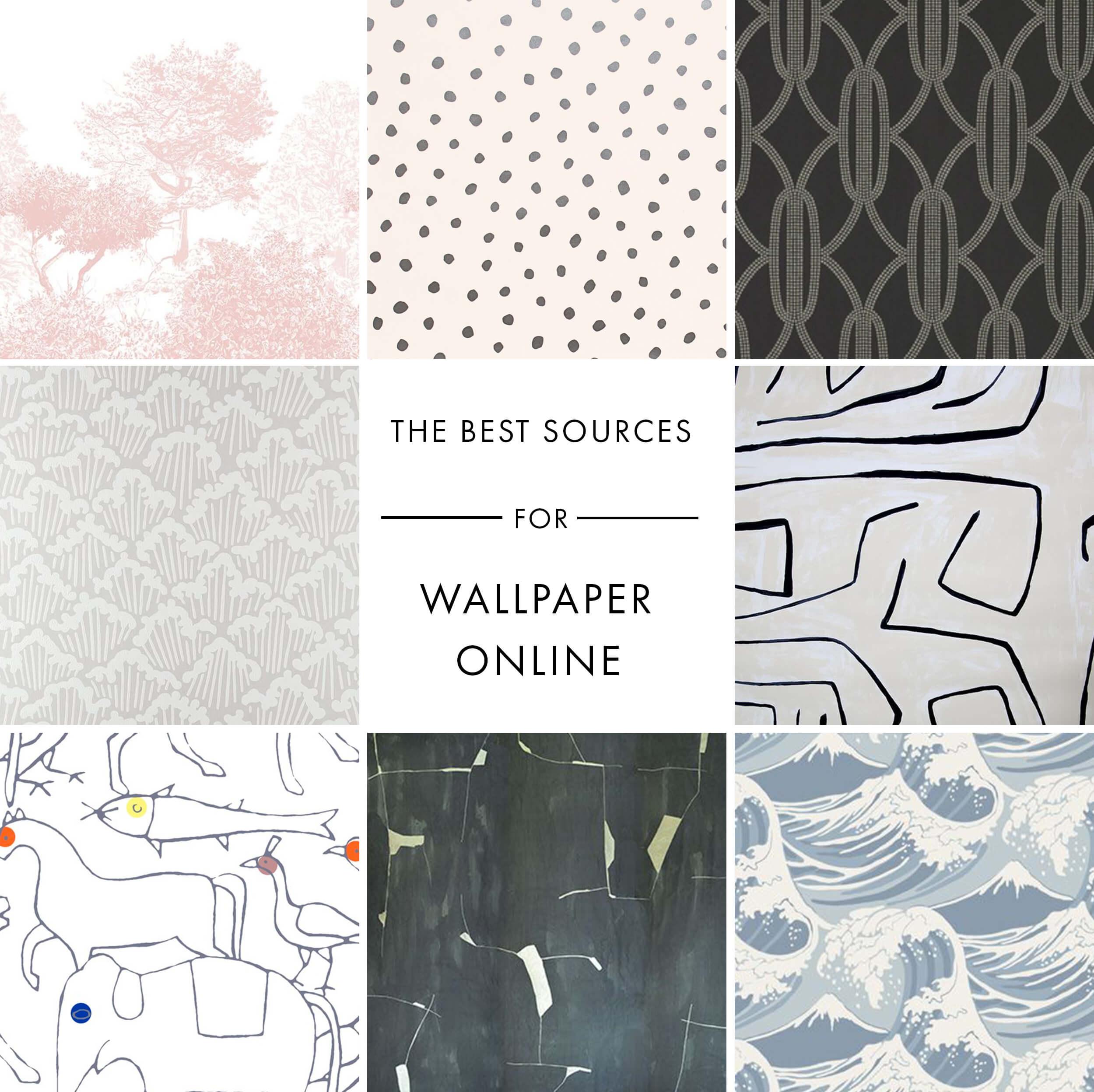 The Best Wallpaper Roundup ever   Emily Henderson 2500x2496