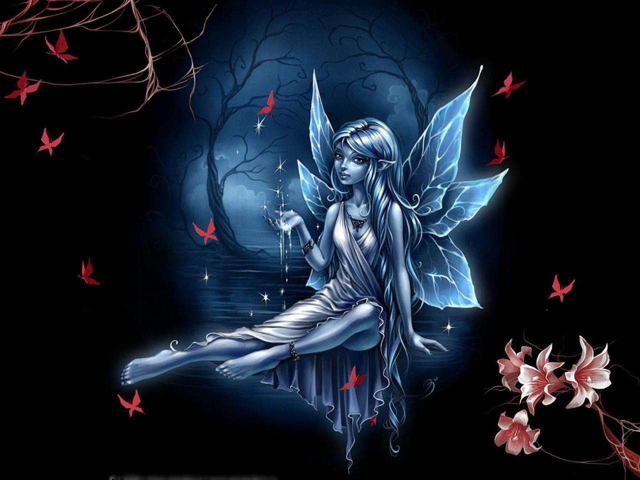 desktop fairy wallpaper Wallpaper and Screensaver 1280x960
