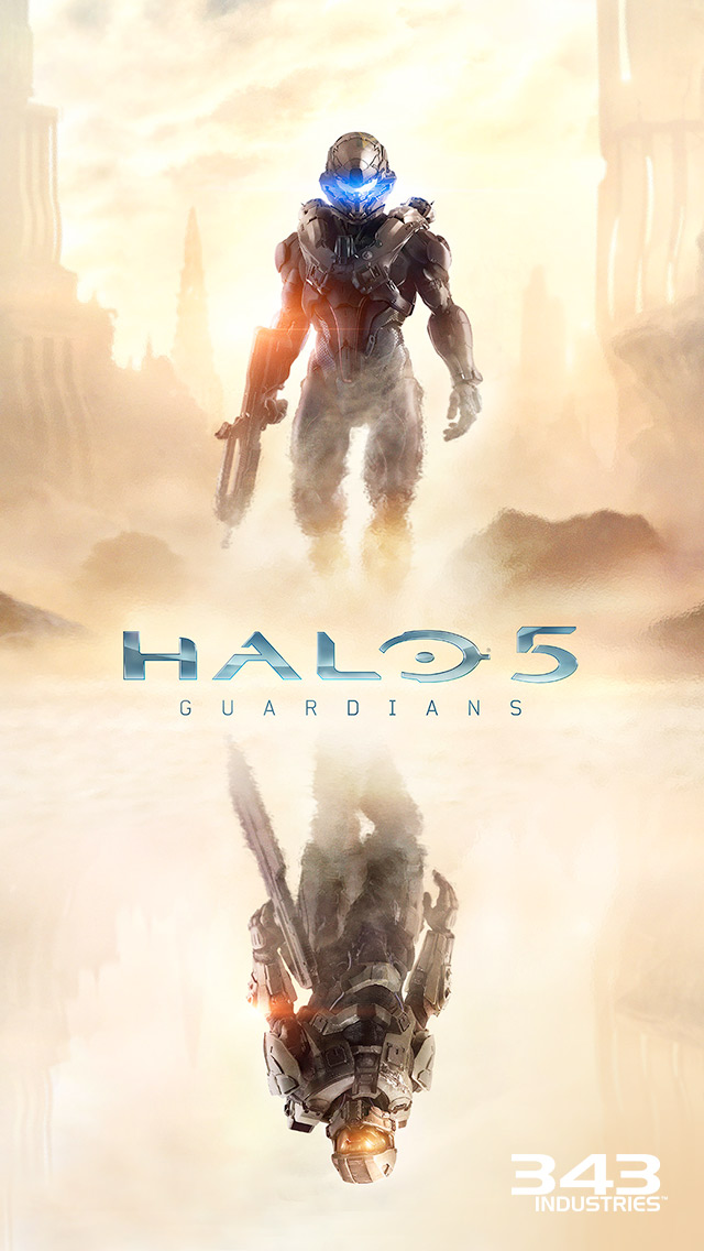 halo 5 guardians wallpaper iphone5   Geek Prime 640x1136