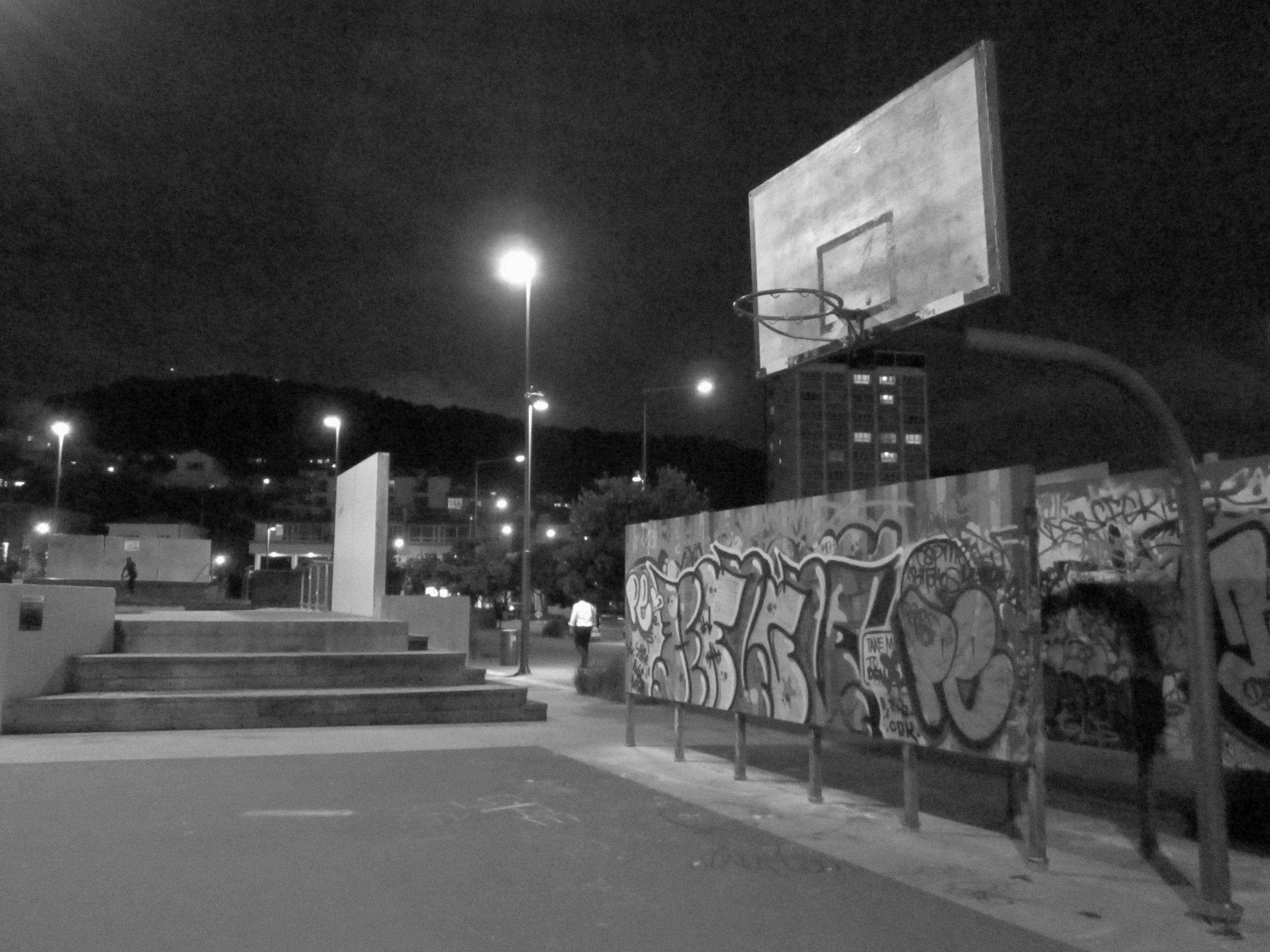 Urban Playground Photoshoot