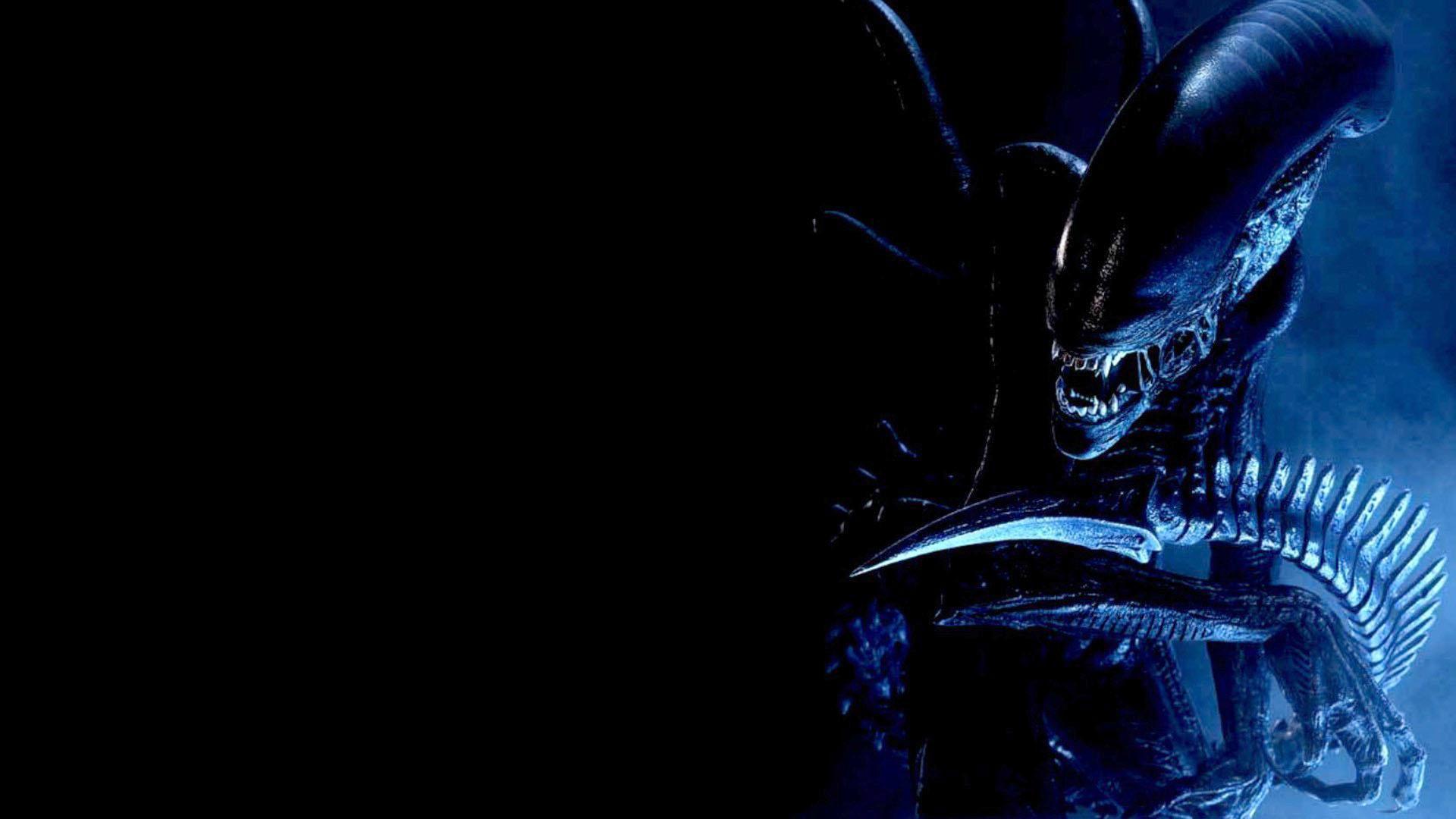 Black background Alien movie Aliens HD Wallpapers Desktop 1920x1080