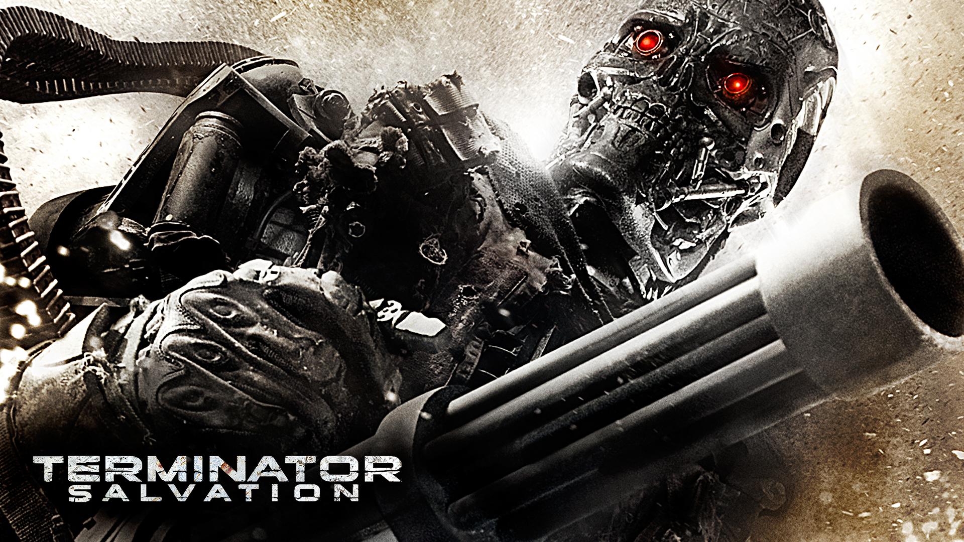terminator salvation desktop wallpaper Wallpapers on desktop wallpaper movies, bullets, robot, terminator, salvation,  ammunition to download.