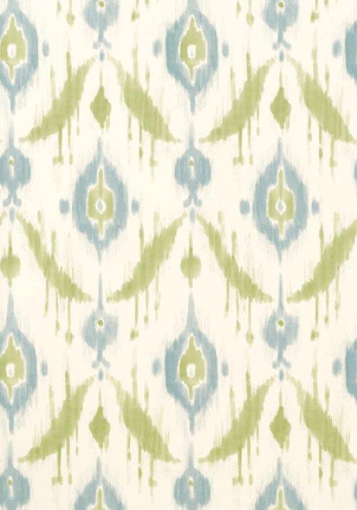 Thibaut Avalon Island Ikat Wallpaper Alexander InteriorsDesigner 500x715