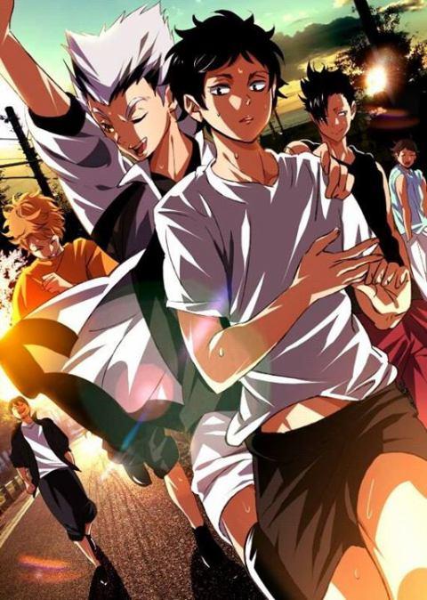 free download fan art dani s bokuto