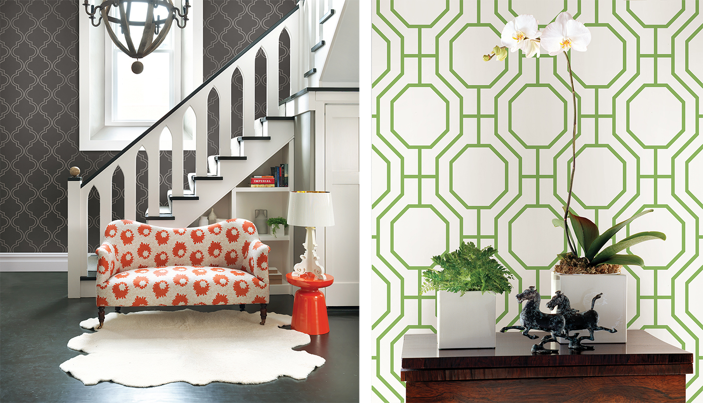 2016 decor trends Brewster Wallcovering Blog 1400x803