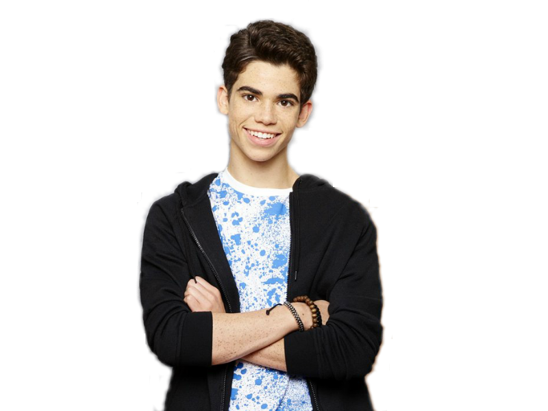 Cameron Boyce Gamer png by Emonter 800x600