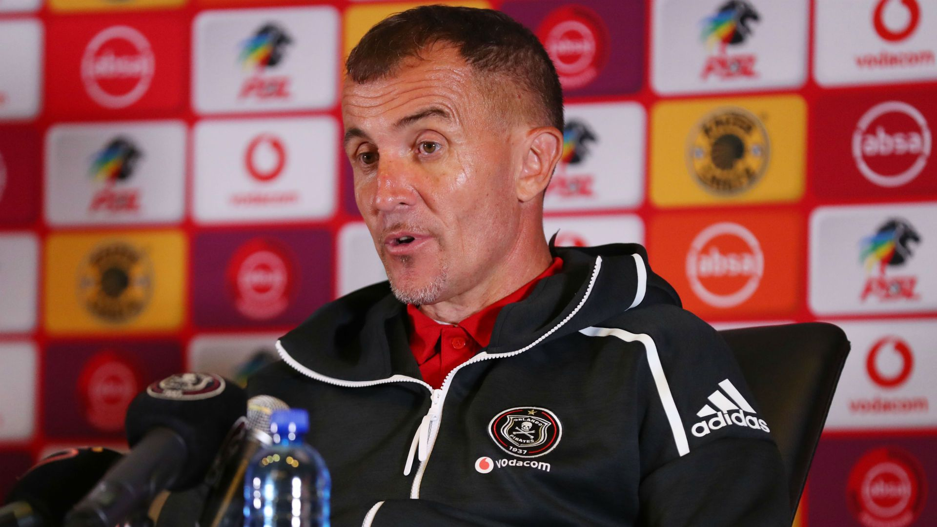 Milutin Sredojevic Orlando Pirates clash with Horoya AC will be 1920x1080
