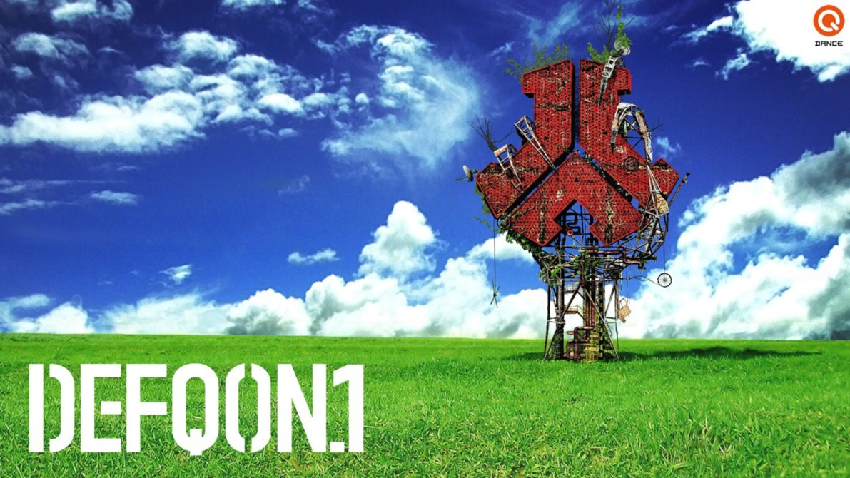 Defqon1 2011 Wallpaper by xDaftPunk 1191x670