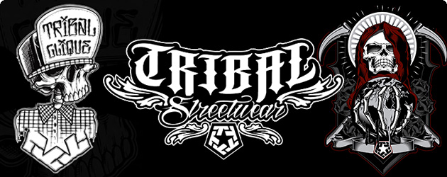 Details about Authentic TRIBAL GEAR Streetwear Cali Bear T Shirt S M L 630x250