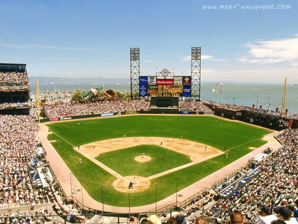 baseball stadium source http mega wallpaper com 6340 baseball stadium 1024x768