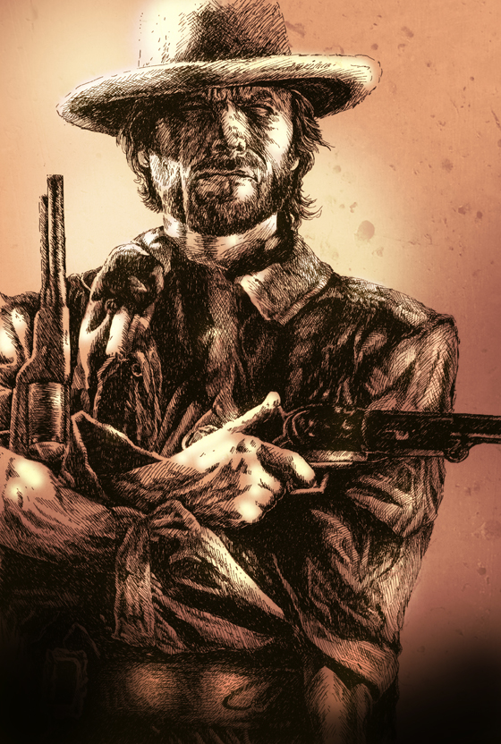 The Outlaw Joesy Wales by timshinn73 560x832