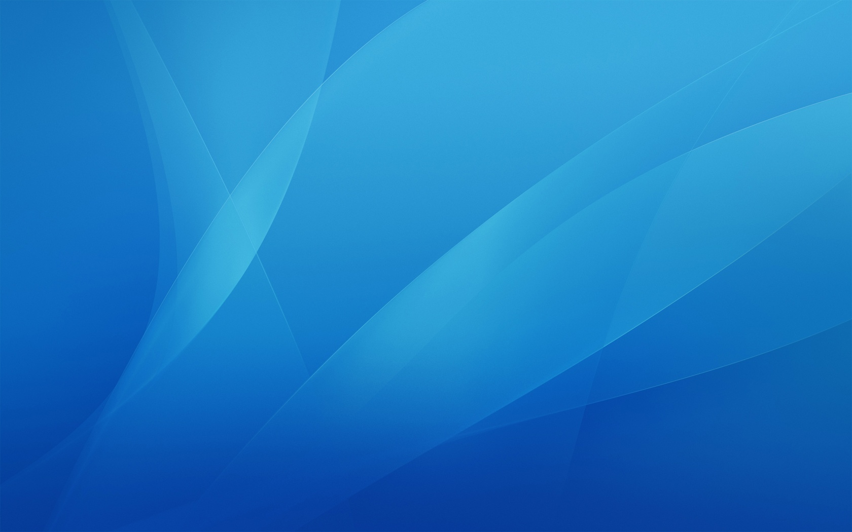 Light Neon Baby Blue Abstract Wallpaper 5240 Hd Wallpapers Background 1680x1050
