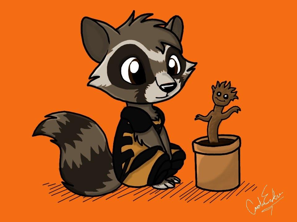 Rocket raccoon 960x720