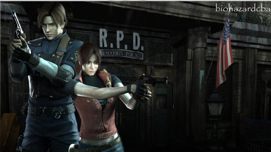 Free Download Resident Evil Dc Wallpaper By Zsdsre On Deviantart