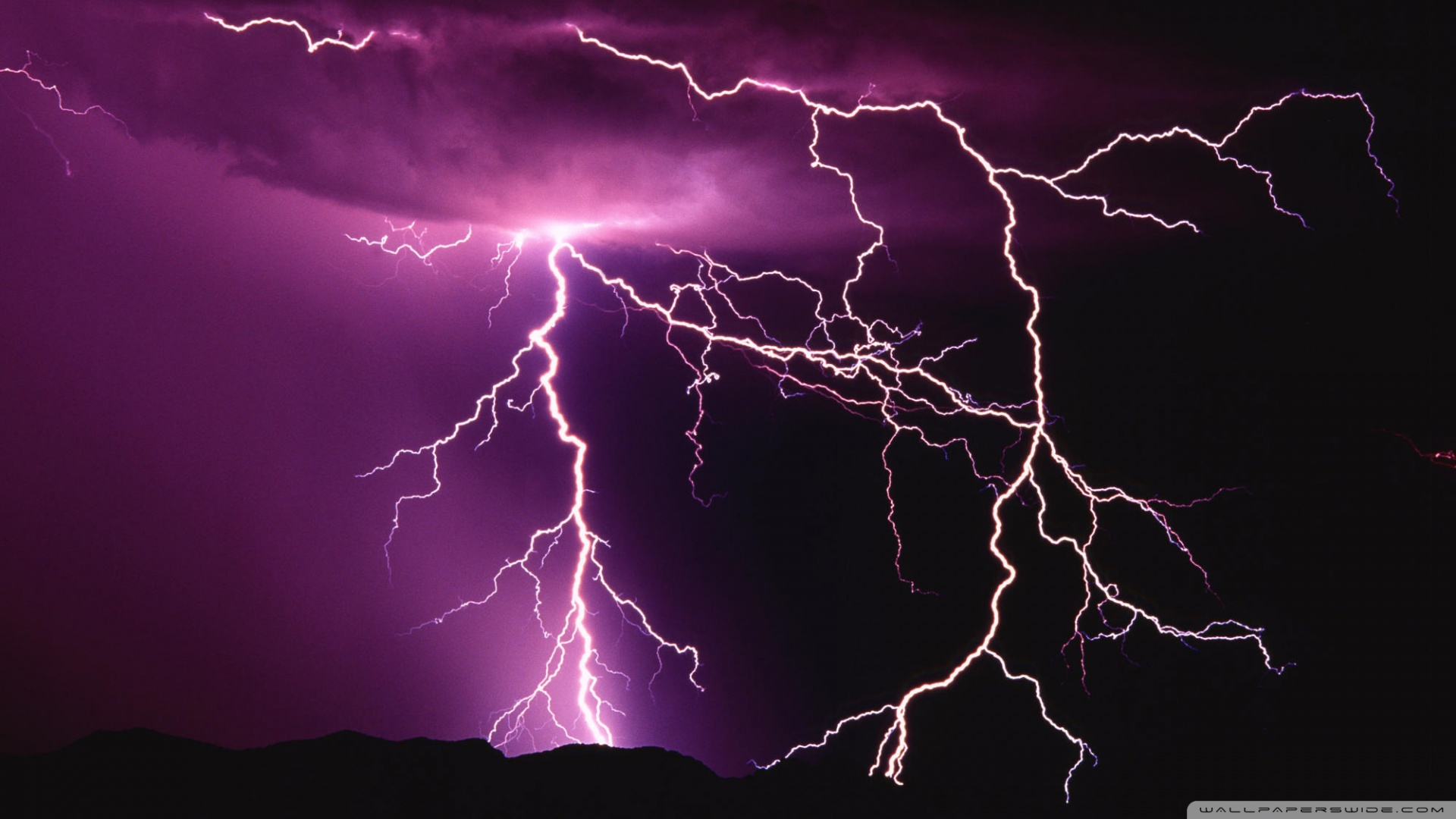 thunderstorm wallpaper HD 1920x1080