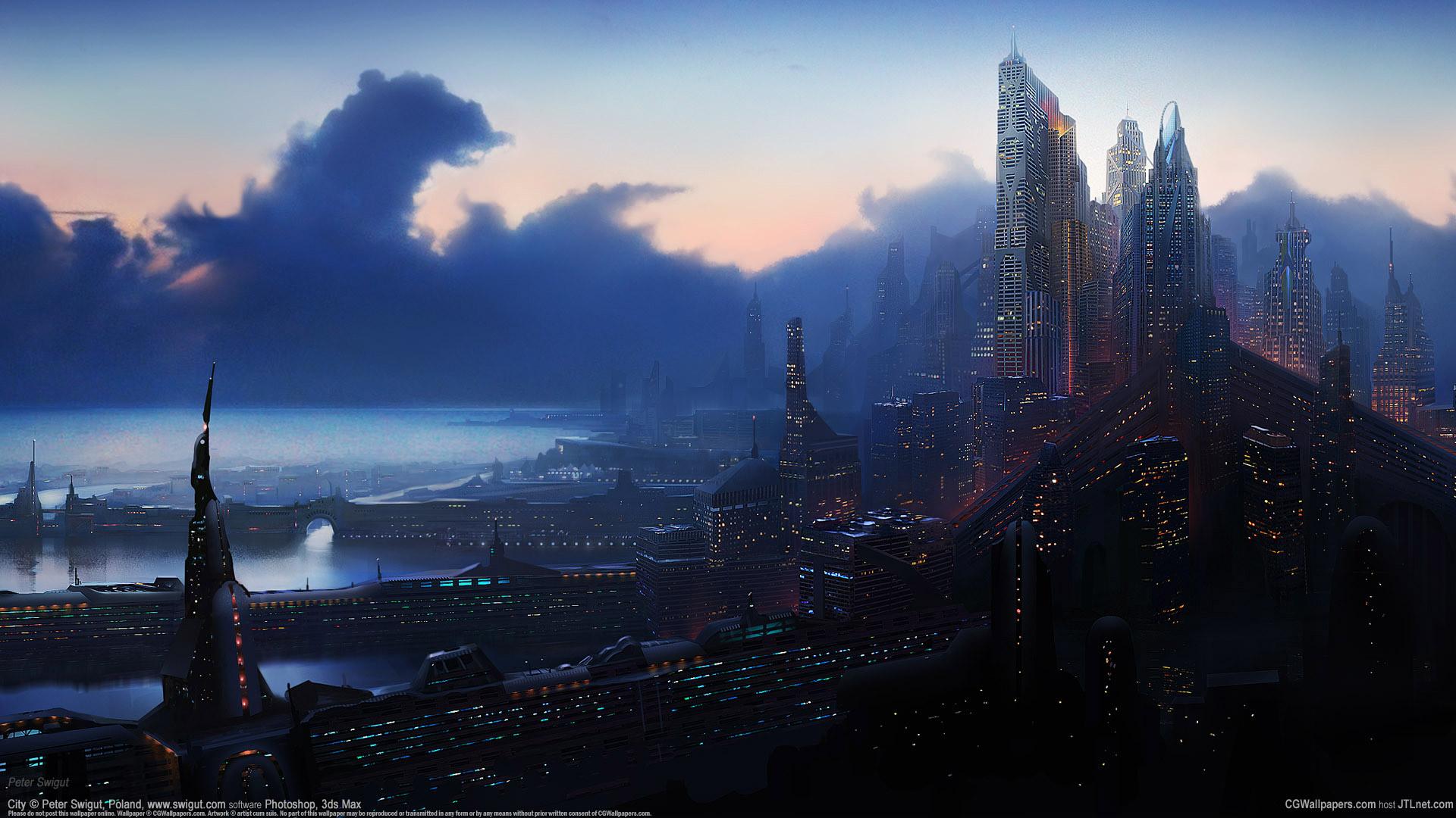 Sci fi hd wallpapers 1080p wallpapersafari for Sci fi background