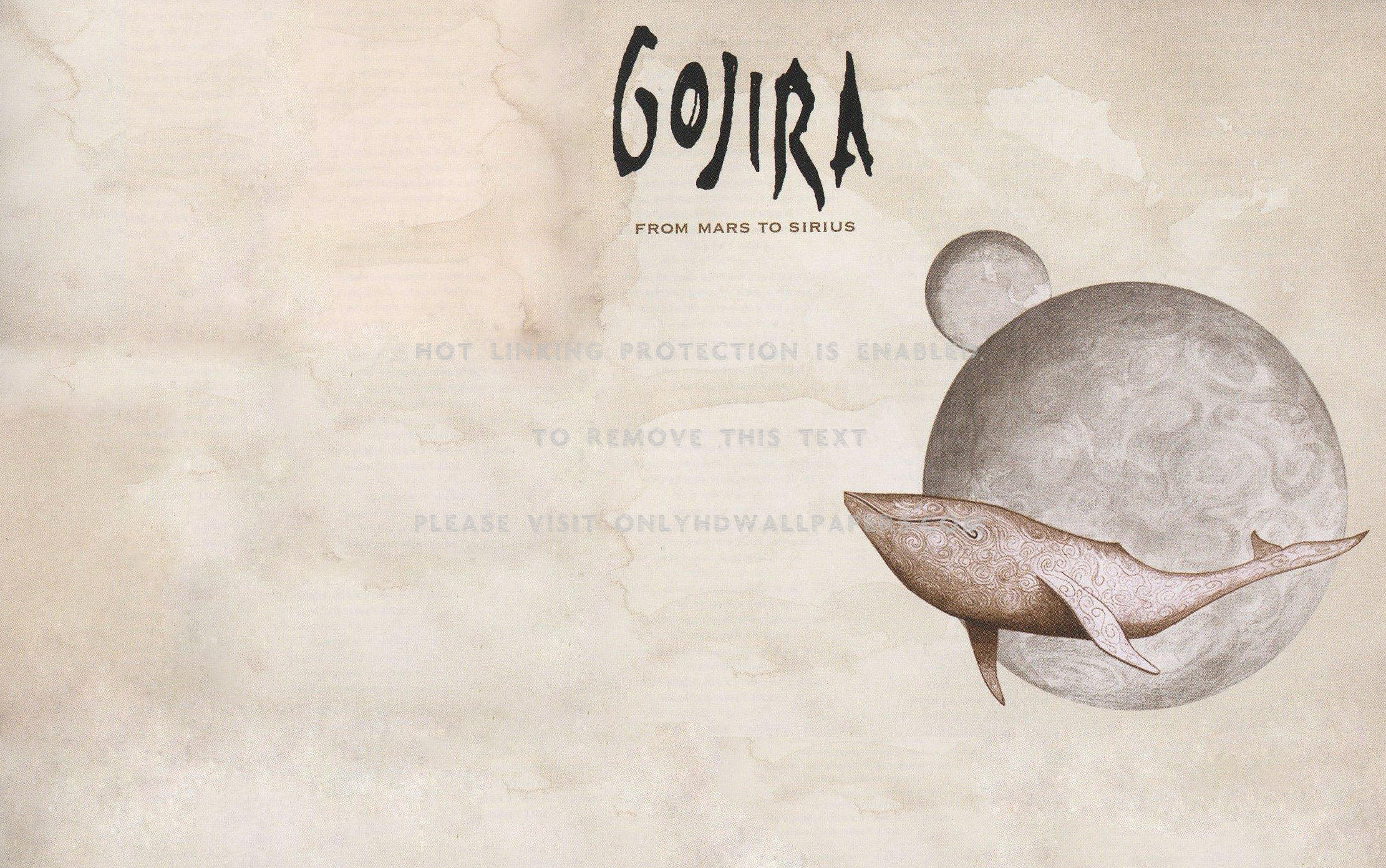Mars Whales Gojira flying 2222x1392