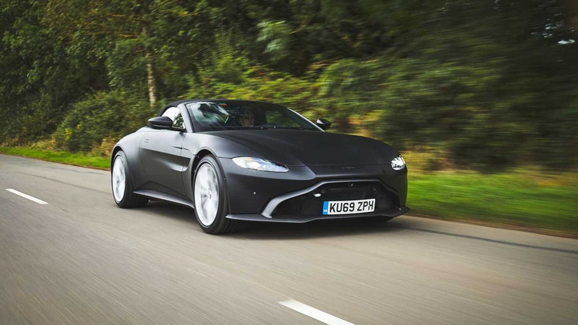Aston Martin Vantage Roadster Previewed In Official Images 1920x1080