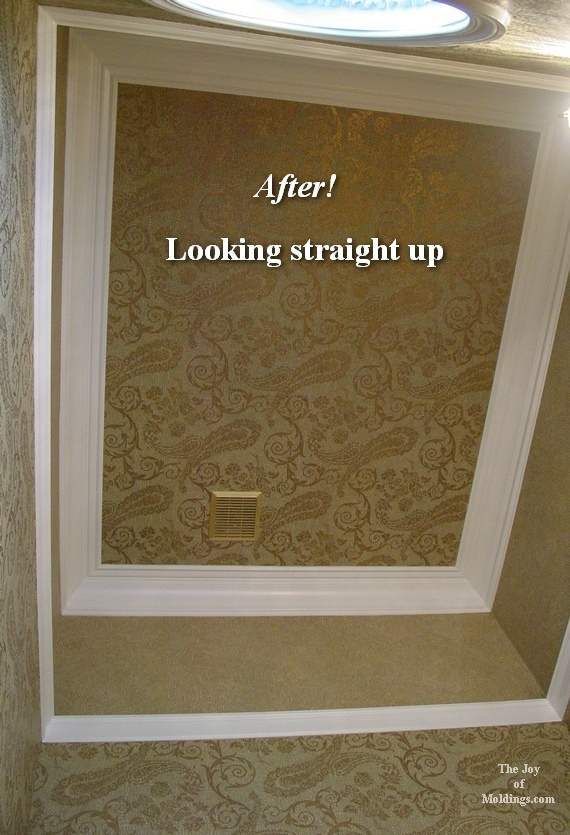 How to Install Crown Molding on Vaulted or Cathedral Ceilings   The 570x835
