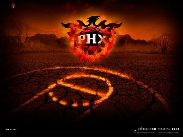 wallpapernba basketball phoenix suns wallpapers  nba phoenix suns 640x480