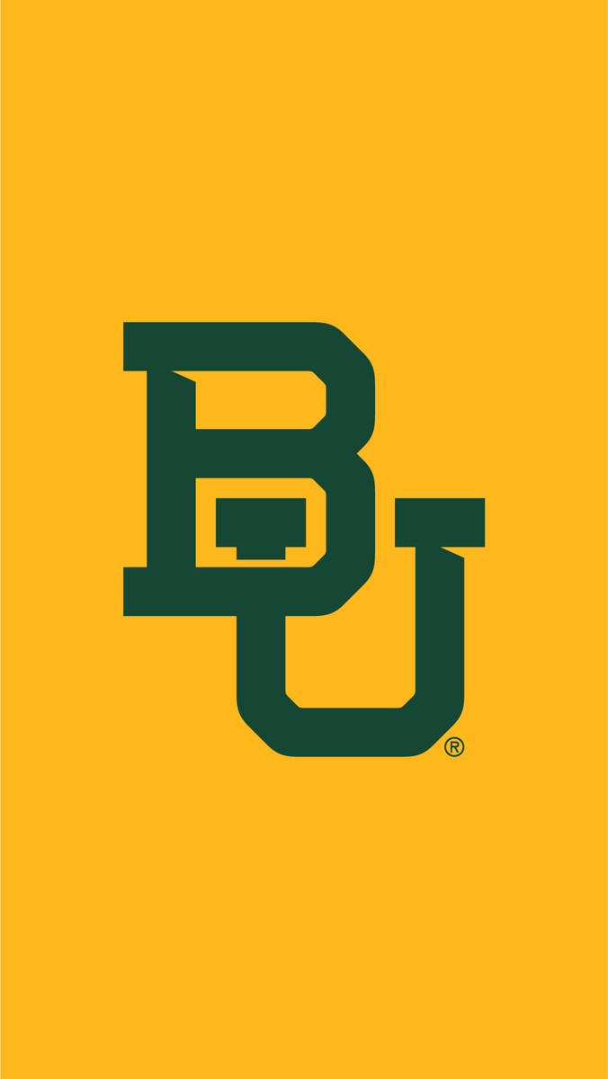 Baylor University on Twitter New brand New wallpapers 676x1200