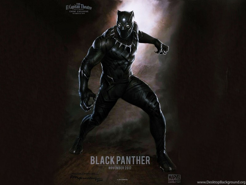 Marvel Cinematic Universe Black Panther Concept Art 800x600