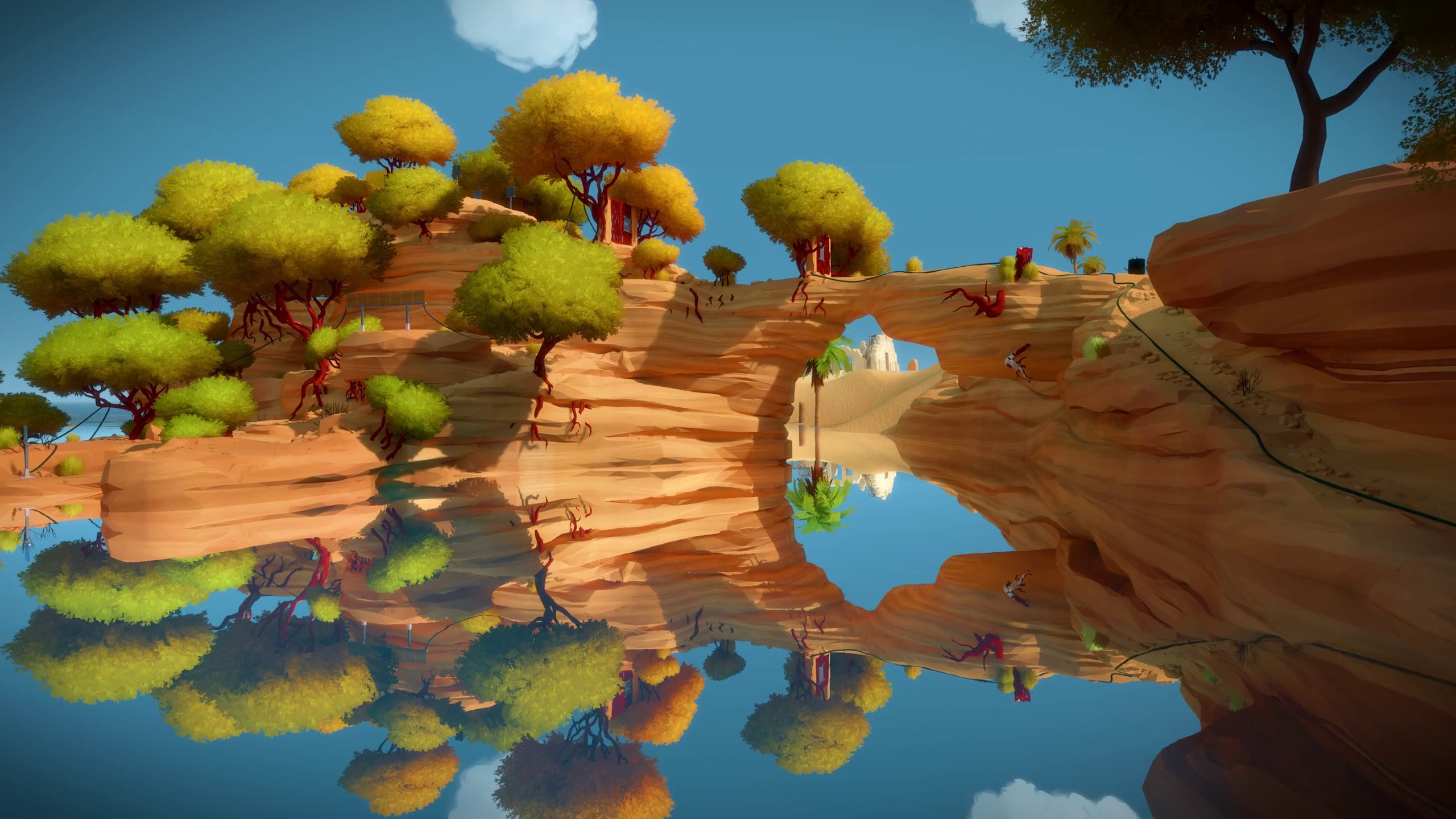The Witness HD Wallpaper Background Image 2560x1440 ID 2560x1440