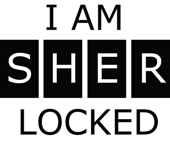 Free Download Items Similar To I Am Sherlocked Decal Sticker