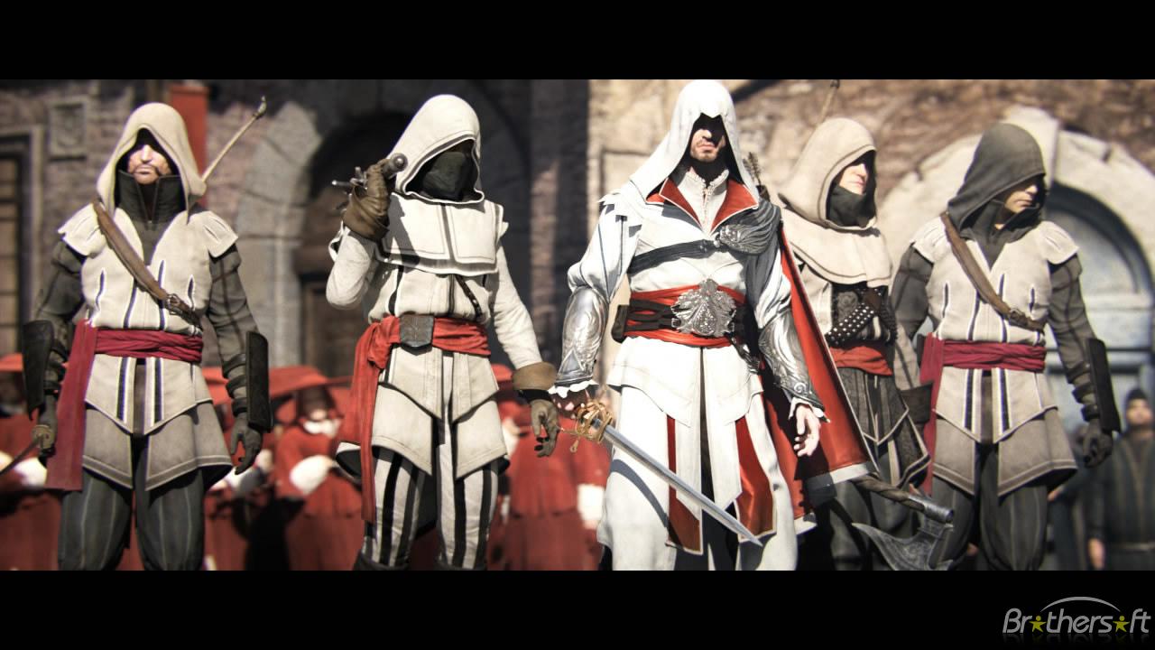 assassins creed  brotherhood   video dev diary 1 hd 394069 1281927245 1280x720