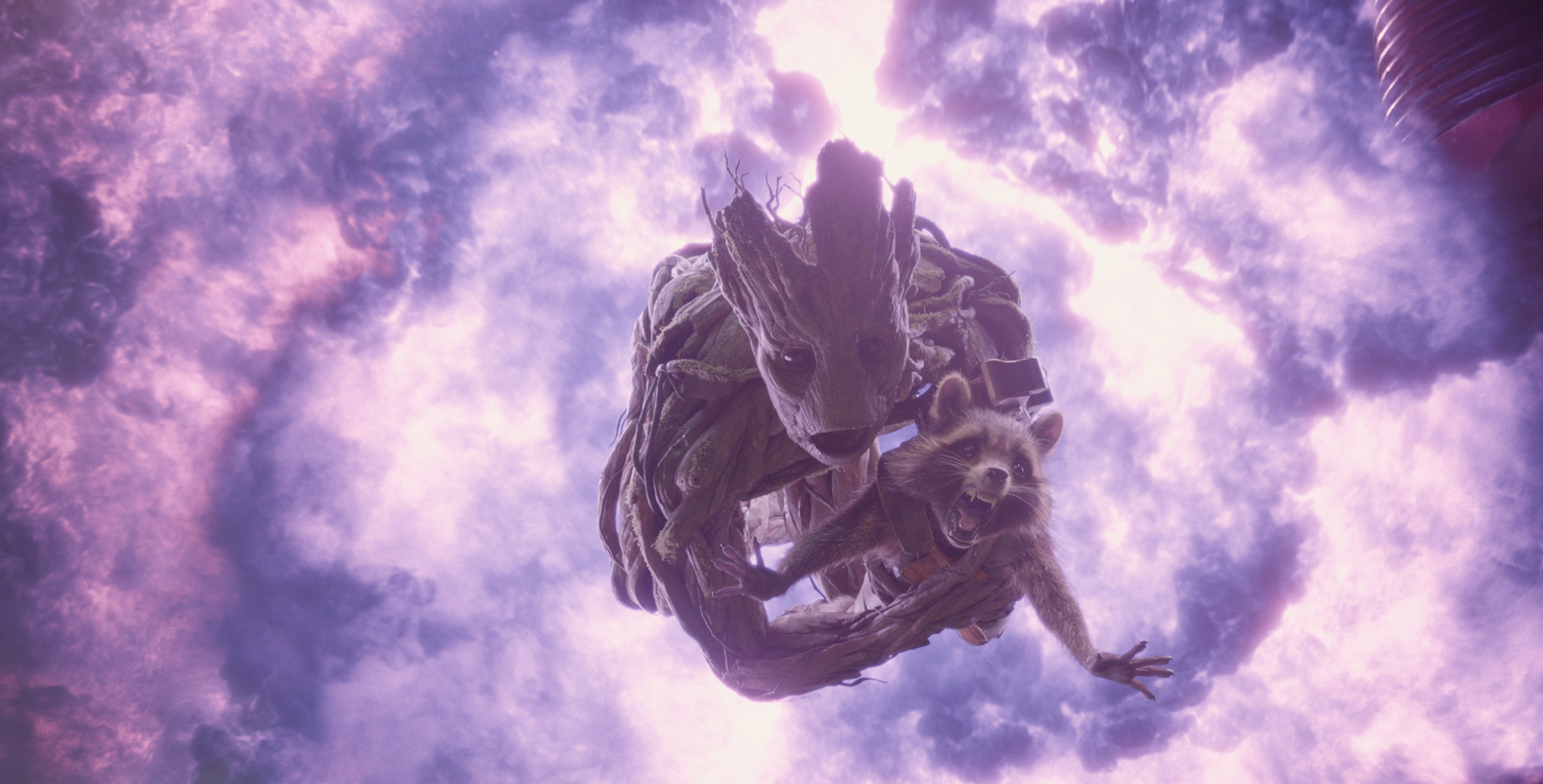 Marvels Guardians Of The GalaxyL to R Groot voiced by Vin Diesel 2125x1080