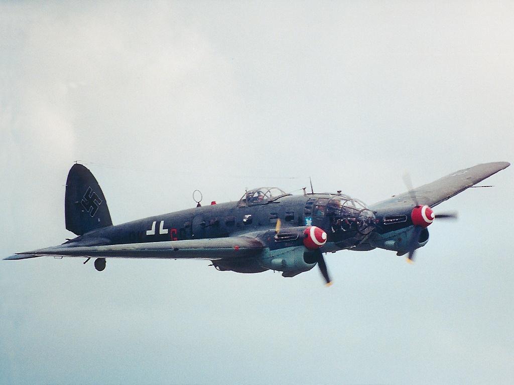 Bomber Wallpaper 1024x768