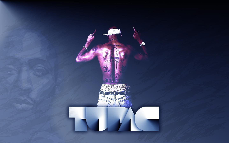 TUPAC gangsta rapper rap hip hop 3 wallpaper 1440x900 181033 1440x900