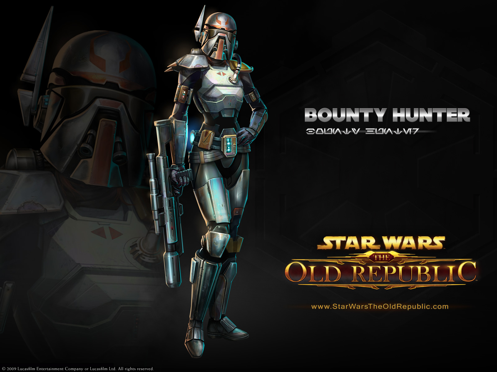 SWTOR Wallpapers Star Wars Wallpapers Star Wars TOR Fever SWTOR 1600x1200