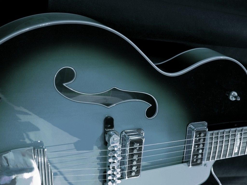 Rock And Roll Guitar Wallpaper Guitar Rock Wallpapers hq 1024x768