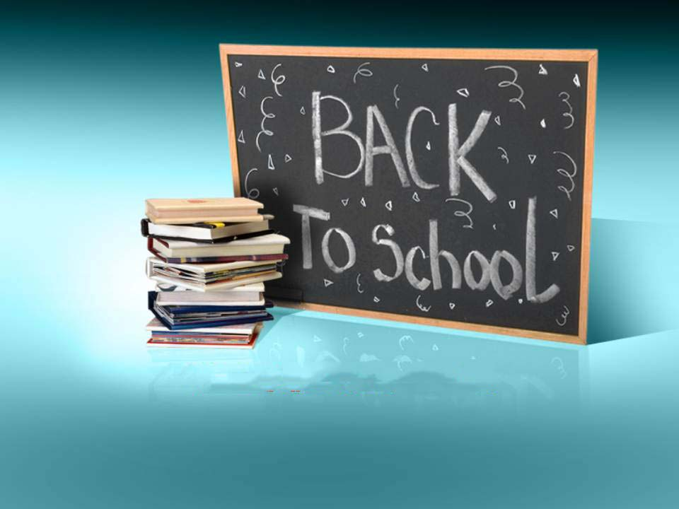 to create back to school PowerPoint template with these backgrounds 960x720