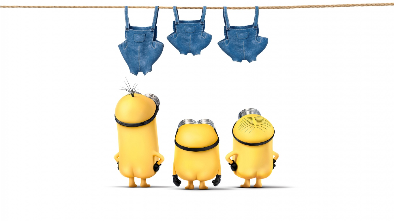 Minions 2015 Movie Wallpapers HD Wallpapers 1366x768