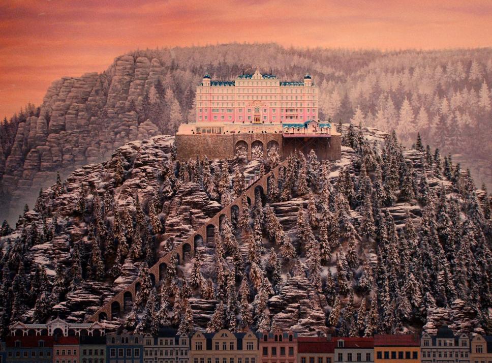 968full The Grand Budapest Hotel Photo   Establishing Shot Wes 968x714