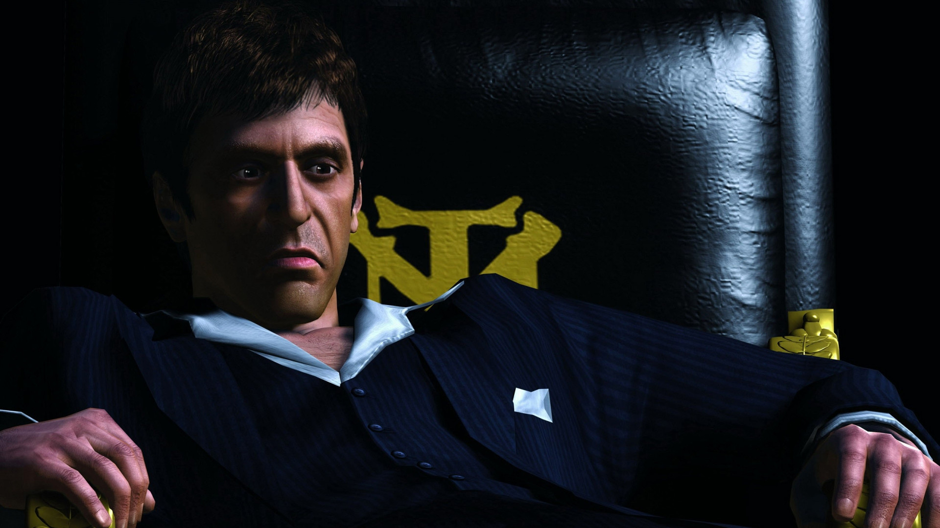 Scarface Game Wallpaper scarface wallpaper HD wallpapers 1920x1080