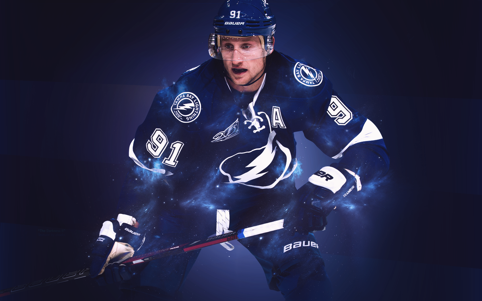 Steven Stamkos Tampa Bay Lightning Wallpaper 1680x1050