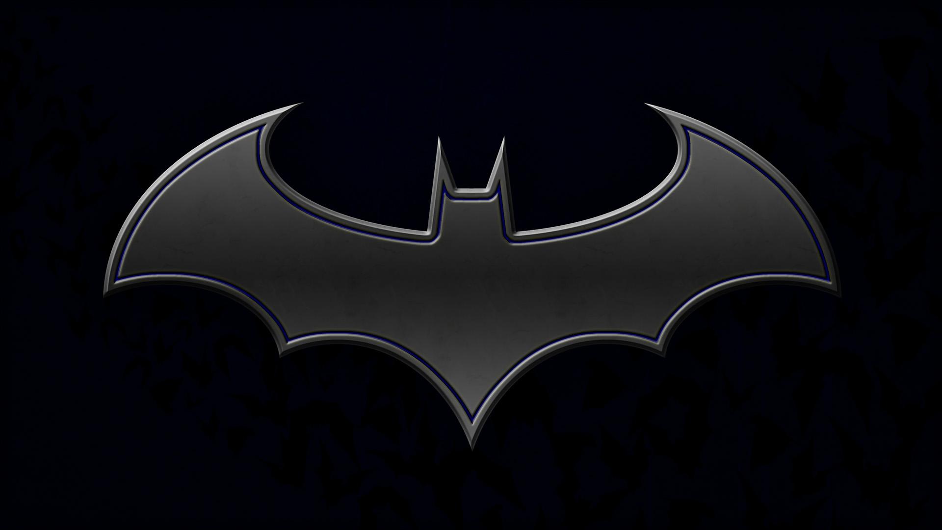 47 Cool Batman Logo Wallpaper On Wallpapersafari