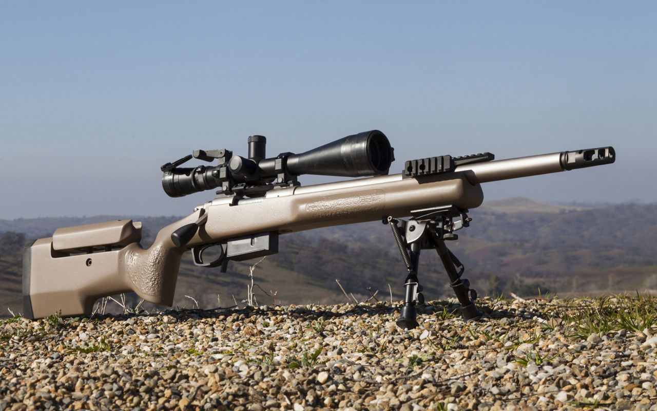 Remington 700 sniper rifle Wallpapers HD Wallpaper Downloads 1280x800