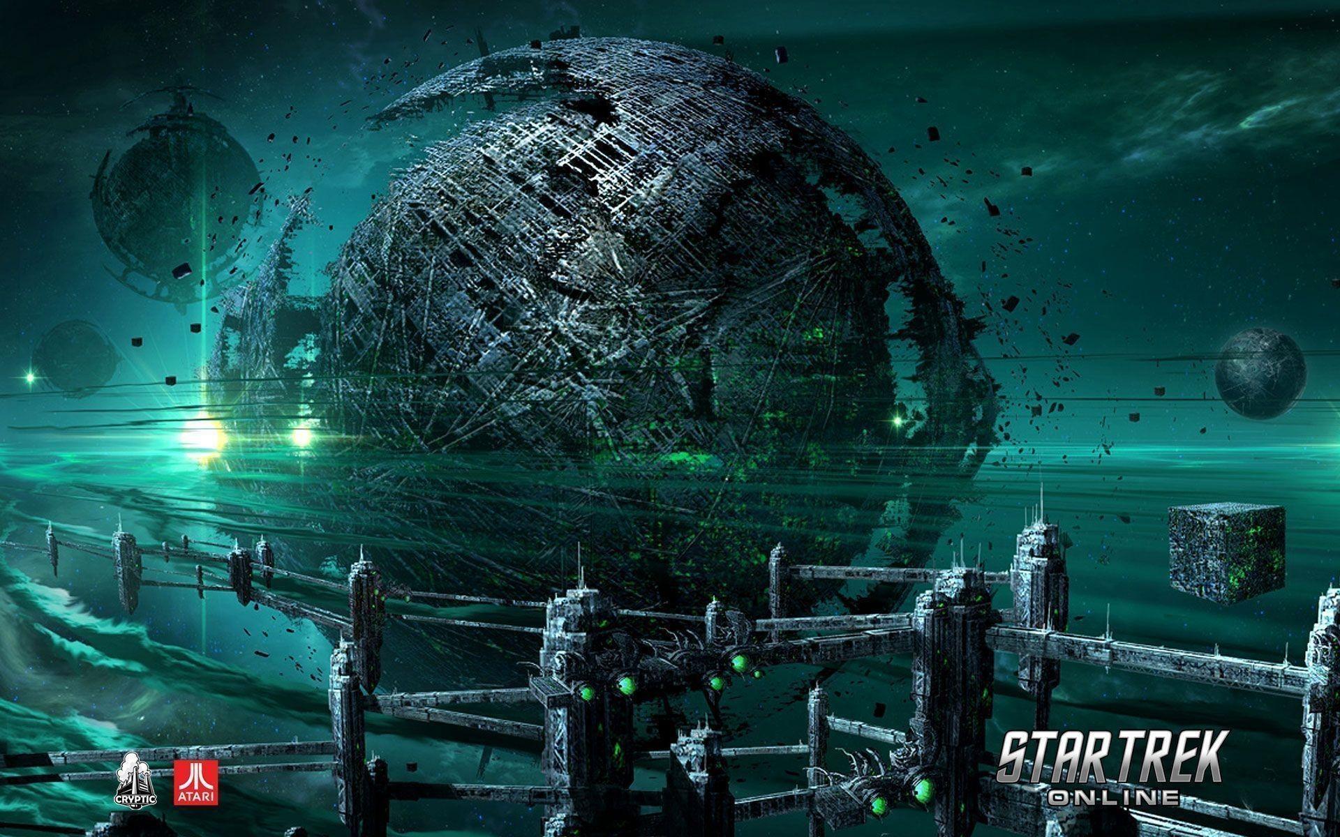 Star Trek Borg Wallpaper 74 pictures 1920x1200